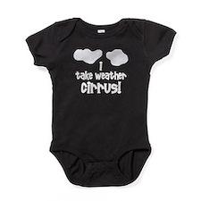 Cute Clouds Baby Bodysuit