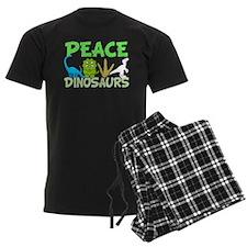 Dinosaur Love Pajamas