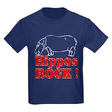 Hippos Rock ! T