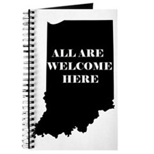Indiana Welcome Journal