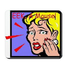 EEK! Mousepad