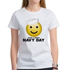 Have a Great Navy Day Tee