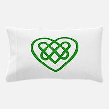 Single Heart Pillow Case