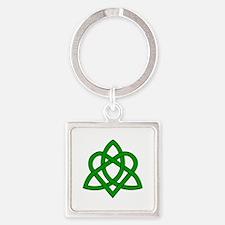 Trinity Knot Keychains