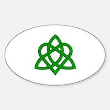 Trinity Knot Bumper Stickers