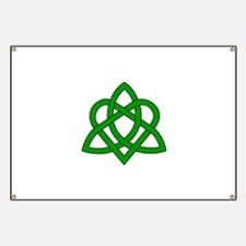 Trinity Knot Banner