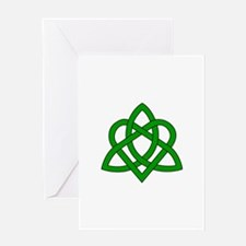 Trinity Knot Greeting Cards