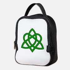 Trinity Knot Neoprene Lunch Bag