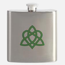 Trinity Knot Flask