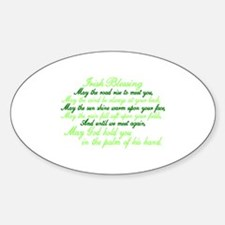 Irish Blessing Decal