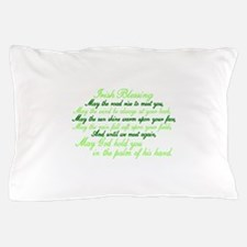Irish Blessing Pillow Case