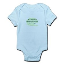 Irish Blessing Body Suit