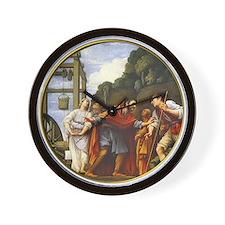 Moses Wall Clock