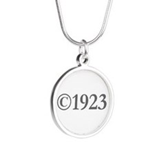 Copyright 1923-Gar gray Necklaces
