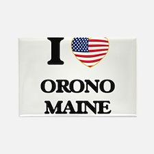 I love Orono Maine Magnets