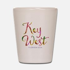 Key West - Shot Glass