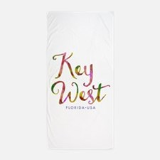 Key West - Beach Towel