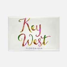 Key West - Rectangle Magnet (100 pack)