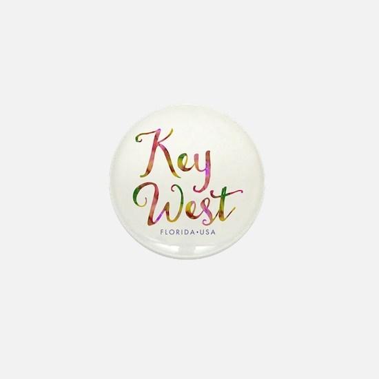 Key West - Mini Button