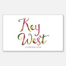Key West - Decal