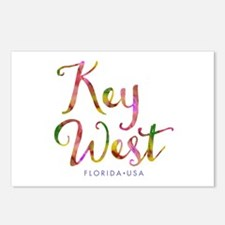 Key West - Postcards (Package of 8)