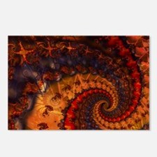 Ball Pit Fractal Postcards (Package of 8)