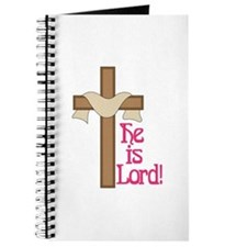 He Is Lord Journal