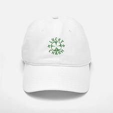 Lucky Charm 4 Leaf Clover Baseball Baseball Cap