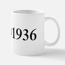 Copyright 1936-Tim black Mugs