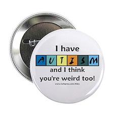 Autism Weird Button