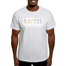 dancing rainbow T-Shirt