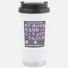 Unique White blood cell Travel Mug
