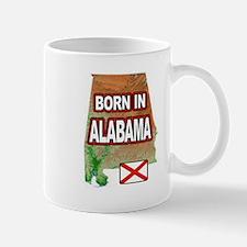 ALABAMA BORN Mugs