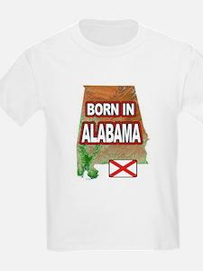 ALABAMA BORN T-Shirt