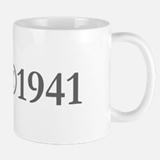 Copyright 1941-Gar gray Mugs