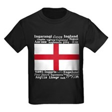 England Multi Double Sided T