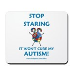 Autism Stare Mousepad