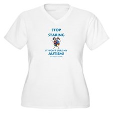 Autism Stare T-Shirt