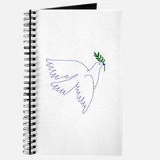 Dove Olive Branch Journal