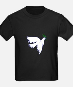 Dove Olive Branch T-Shirt
