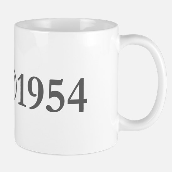 Copyright 1954-Gar gray Mugs