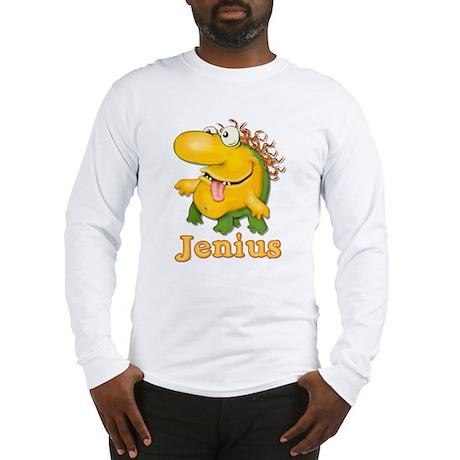 Jenius Long Sleeve T-Shirt