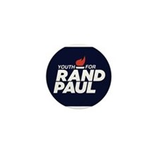 Youth for Rand Paul 1 Mini Button
