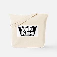 Valu King Tote Bag
