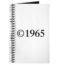Copyright 1965-Tim black Journal