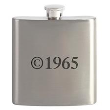 Copyright 1965-Tim black Flask