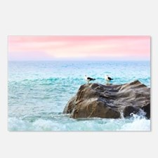 Seagulls at Sunrise Postcards (Package of 8)