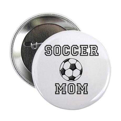 Soccer Mom Button