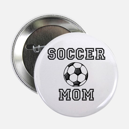 Soccer Mom Button