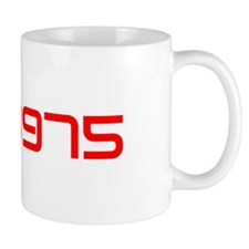 Copyright 1975-Sav red Mugs